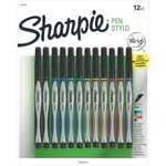 Sharpie - Fine Point - Stylo Pens - Assorted Colors - 12 Pack