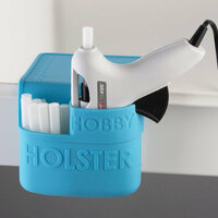 Holster Brands - Hobby Holster - Heat-Resistant Silicone Holder - Turquoise