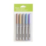 Provo Craft - Cricut - Explore - Personal Electronic Cutting System - Metallic Pen Set - Medium Point