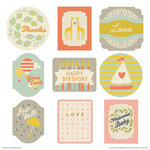 Provo Craft - Cricut Personal Electronic Cutting System - Project Cartridge - Creative Everyday Cards