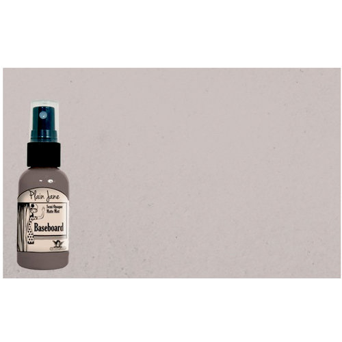 Tattered Angels - Plain Jane Collection - Baseboard - Semi Opaque Matte Mist - 2 Ounce Bottle - Gravel