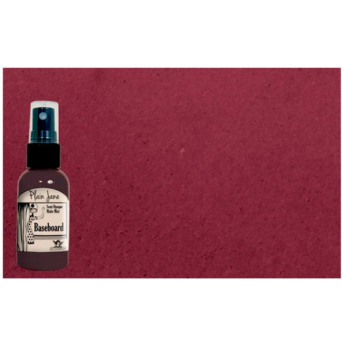 Tattered Angels - Plain Jane Collection - Baseboard - Semi Opaque Matte Mist - 2 Ounce Bottle - Red Rocks