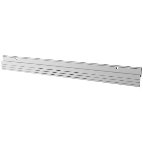 Deflecto - 22 Inch Mounting Bar For Tilt Bins And Caddy Compartments - Silver