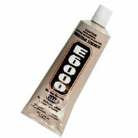 Eclectic Products - E6000 Multi Purpose Adhesive - Medium Viscosity - Clear