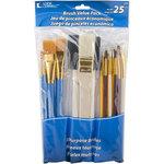 Loew-Cornell - Brush Set Value Pack