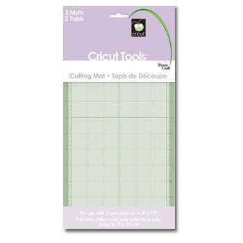 Provo Craft - Cricut Personal Electronic Cutting System - Cutting Mat - 2 Mats