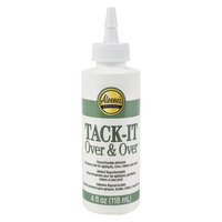Duncan Enterprises - Aleene's Tack-It Over and Over - Repositionable Glue - 4 oz