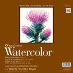 Strathmore - 12 x 12 Watercolor Paper Pad