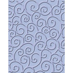 Provo Craft - Cuttlebug - Embossing Folder - D'vine Swirls