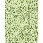 Provo Craft - Cuttlebug - Embossing Folder - Textile
