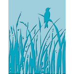 Provo Craft - Cuttlebug - Embossing Folder - Bird Call