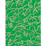 Provo Craft - Cuttlebug - Embossing Folder - Floral Screen