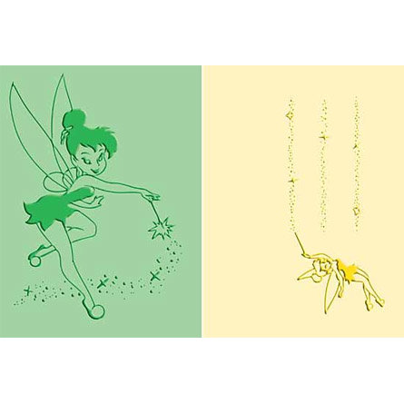 Provo Craft - Cuttlebug - Emboss - Disney - Magic Happens