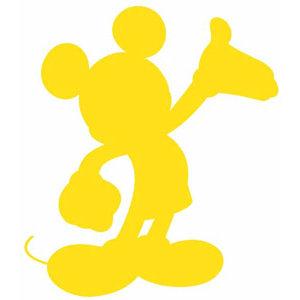 Provo Craft - Cuttlebug - Die Cut - Disney - Ta Da, CLEARANCE
