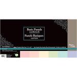 Provo Craft - Cricut - 12 x 24 Cardstock Pad - Basic Pastels
