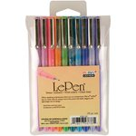 Marvy Uchida - Le Pens - Bright - 10 Pack