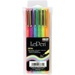 Marvy Uchida - Le Pens - Neon - 6 Pack