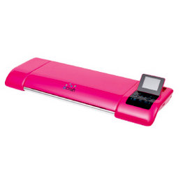Craftwell - eCraft - 12 Inch Electronic Cutting System - Pink, BRAND NEW - click to enlarge