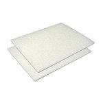 Provo Craft - Coluzzle - Easy Glide Cutting Foam Mat - 2 Mats - 8.5x11 Inches
