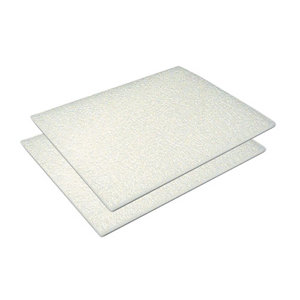 Provo Craft - Coluzzle - Easy Glide Cutting Foam Mat - 2 Mats - 11x14 Inches
