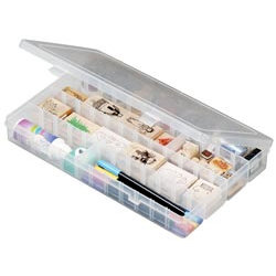 Art Bin - Solutions Box - 4 to 48 Compartments