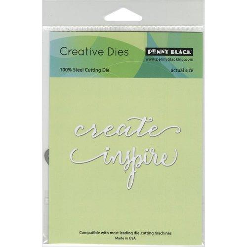 Penny Black - Creative Dies - Inspire