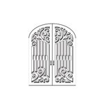 Penny Black - Creative Dies - Gothic Gate