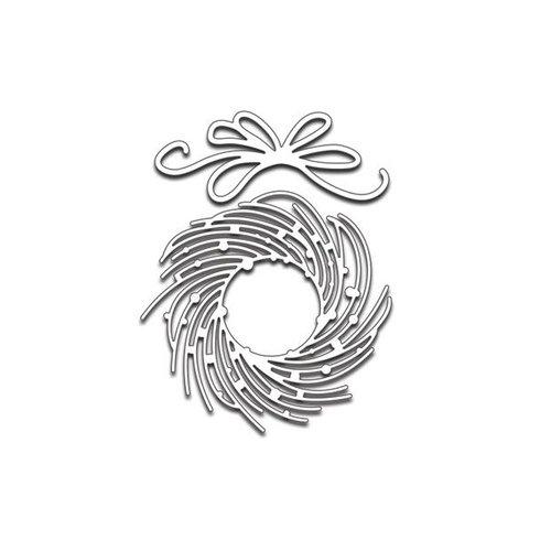 Penny Black - Creative Dies - Whirl Wreath