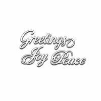 Penny Black - Creative Dies - Greetings