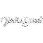 Penny Black - Creative Dies - You're Sweet
