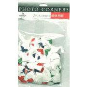 Canson - Photo Corners - Appoximately 240 Per Bag - Bright