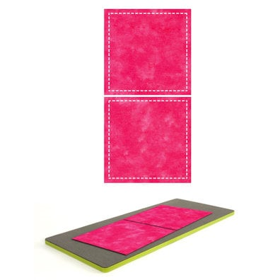 AccuQuilt - Go! - Fabric Die Cutting Template - Square - 4.75 Inches