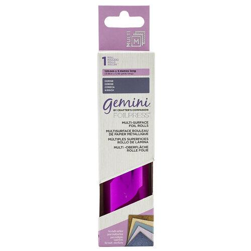 Crafter's Companion - Gemini - FoilPress - Multi Surface Foil Roll - Cerise