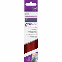 Crafter's Companion - Gemini - FoilPress - Papercraft Foil Roll - Berry