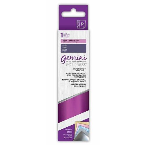 Crafter's Companion - Gemini - FoilPress - Papercraft Foil Roll - Cerise