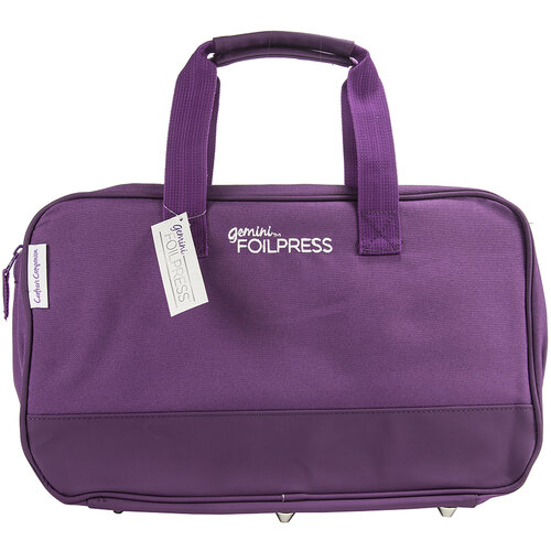 Crafter's Companion - Gemini - FoilPress - Storage Carry Case - Purple