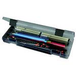 Art Bin - Pencil Box - Translucent Charcoal
