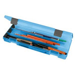 Art Bin - Pencil Box - Translucent Blue