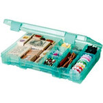 Art Bin - Solutions Box - Teal - 4 to 19 Compartments