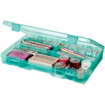 Art Bin - Solutions Box - Teal - 3 to 25 Compartments
