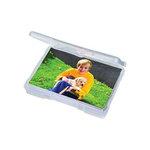 Art Bin - Photo and Supply Box - Clear