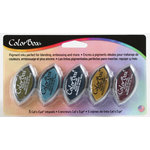 Colorbox - Cat's Eye - Nature - 5 Pack