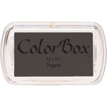 ColorBox - Pigment Ink Pad - Mini - Pepper