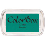 ColorBox - Pigment Ink Pad - Mini - Emerald