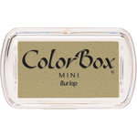 ColorBox - Pigment Ink Pad - Mini - Burlap