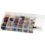 Art Bin - Slide 'n Store Box - 24 Compartment