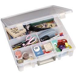 Art Bin - Super Satchel - 6 Compartments - Small