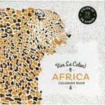 Abrams Books - Vive Le Color - Coloring Book - Africa