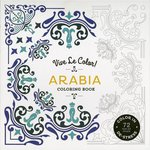 Abrams Books - Vive Le Color - Coloring Book - Arabia