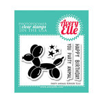 Avery Elle - Clear Acrylic Stamps - Party Animal